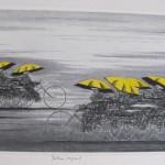 Kuroda Shigeki contemporary Japanese print artist