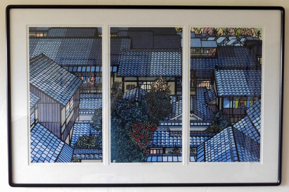 Clifton Karhu contemporary print artist