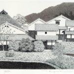 Tanaka Ryohei contemporary Japanese art gallery print artist