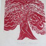 Matsubara Naoko contemporary Japanese print artist