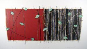 Nagai Kenji contemporary Japanese print galley contemporary japanese print artist